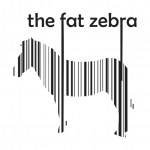 the fat zebra logo